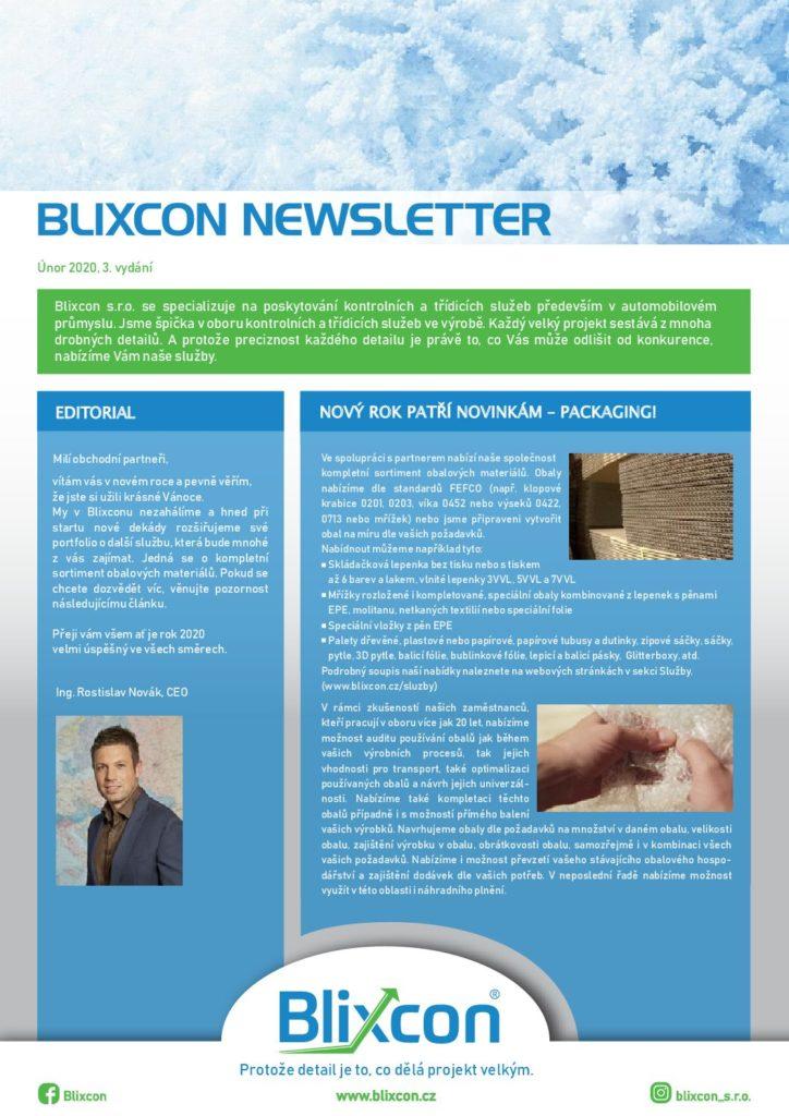 Blixcon_newsletter_treti_vydani